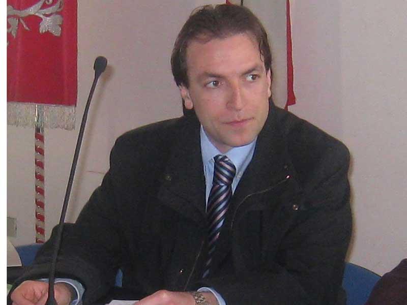 Massimo Vagnoni, Assessore alla viabilità